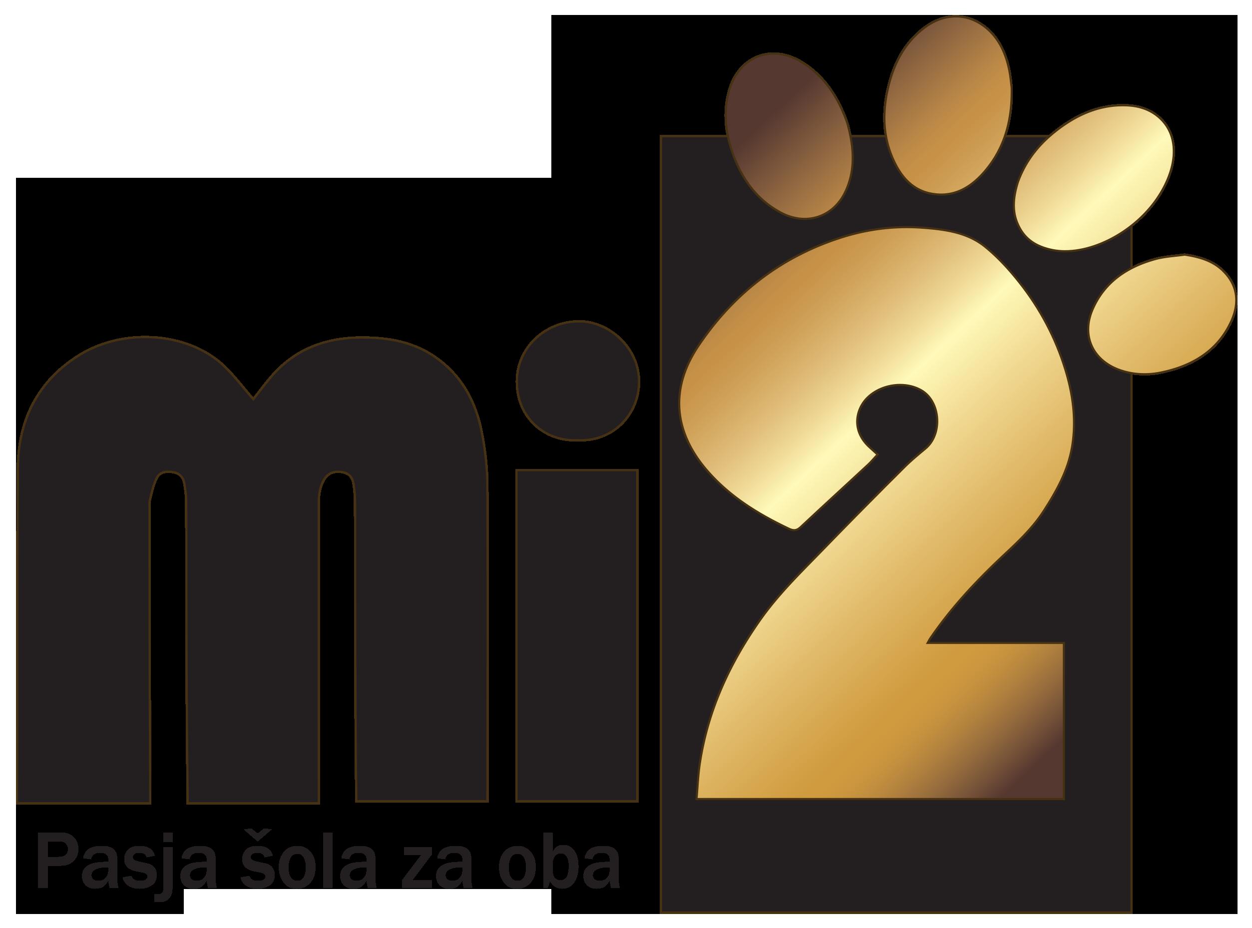 Pasja šola za oba Mi2 Logo